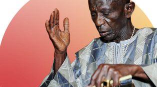 Adiós a Doudou N'Diaye Rose, el matemático de los ritmos africanos