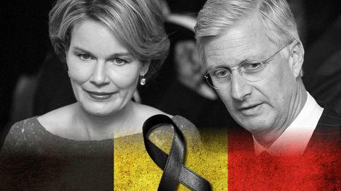 Los reyes de Bélgica cancelan sus vacaciones de Semana Santa en España