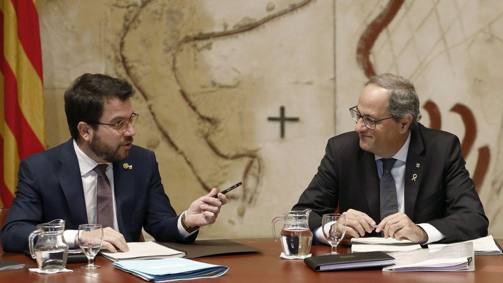 Aragonès pide un no a la militancia de ERC para avalar su estrategia de negociación