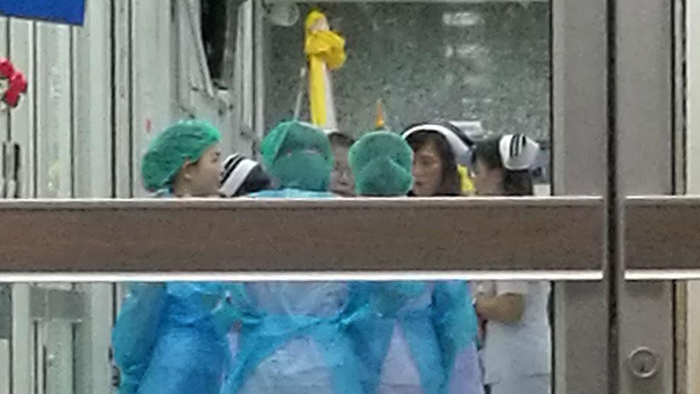 El dispositivo de rescate de los 12 niños atrapados en la cueva de Tailandia, en imágenes