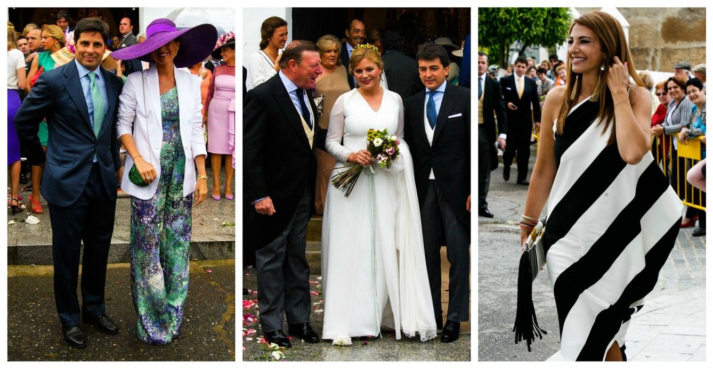 Foto: Mariló Montero, Lourdes Montes, Francisco Rivera o Sibi: la boda de la hija de César Cadaval se llena de famosos