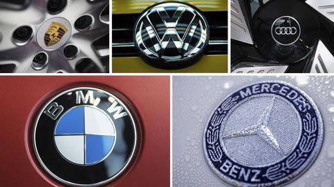 Bruselas acusa a VW, BMW y Mercedes de frenar el desarrollo del 'coche limpio'
