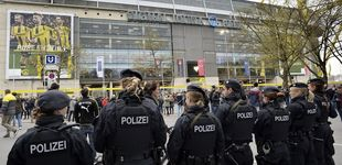 Post de La Fiscalía no halla pruebas de que el detenido participara atentado Dortmund