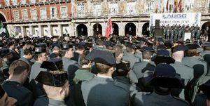 Foto: Cien mil policías y guardias civiles secundarán la huelga de funcionarios contra el recorte salarial