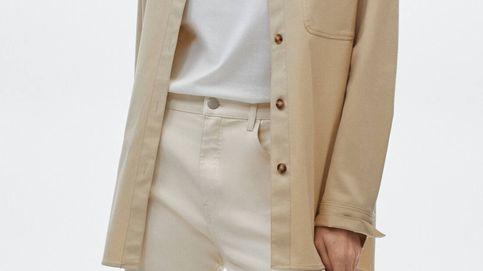 Los vaqueros blancos de Massimo Dutti que sí querrás tener en tu armario