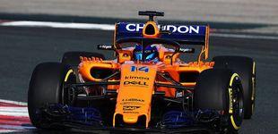 Post de Cuando parece que Fernando Alonso siente que va a ganar carreras