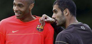 Post de Las mejores reflexiones de Guardiola durante su charla con Thierry Henry
