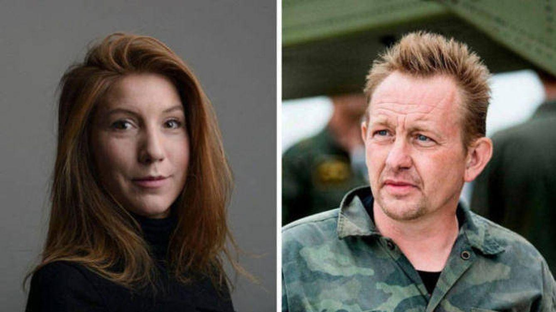 Intento de fuga del danés Peter Madsen que asesinó a la periodista en un submarino