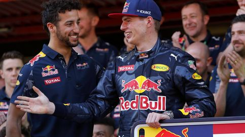 Red Bull da el caramelo a Ricciardo; Verstappen tendrá que esperar