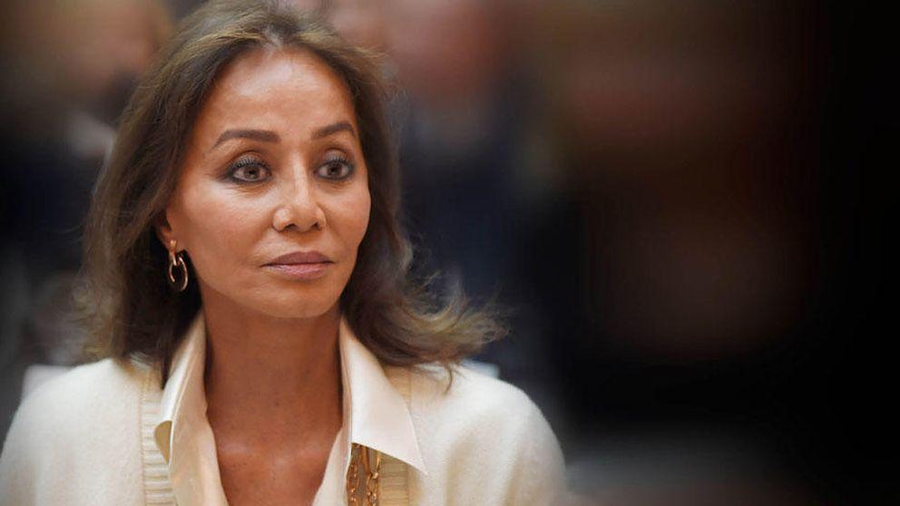 Preysler nos habla de boda y de sus supuestos celos de Aitana Sánchez Gijón