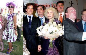 Los famosos se despiden de la duquesa de Alba