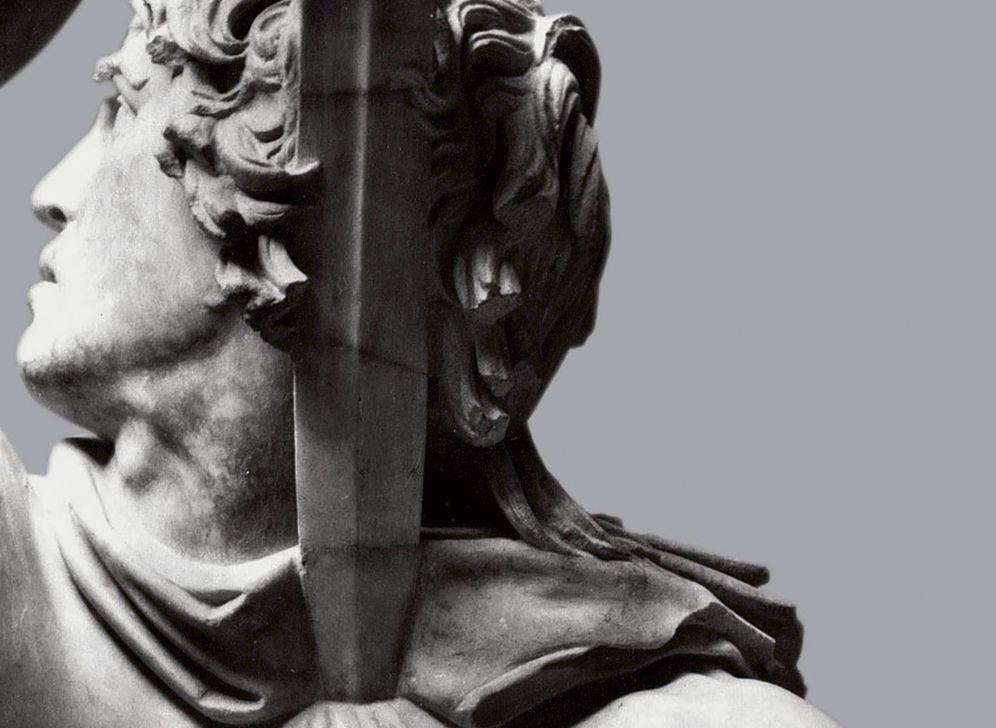 Foto: Detalle de portada de 'El mundo clásico'