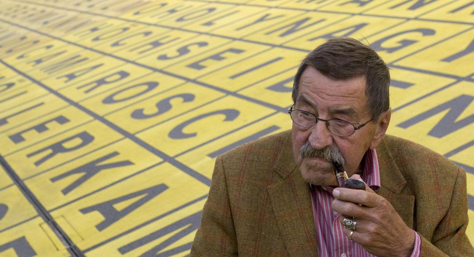 Foto: El escritor premio Nobel, Günter Grass (Reuters)