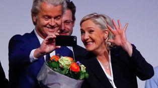 Holanda y Francia como señal