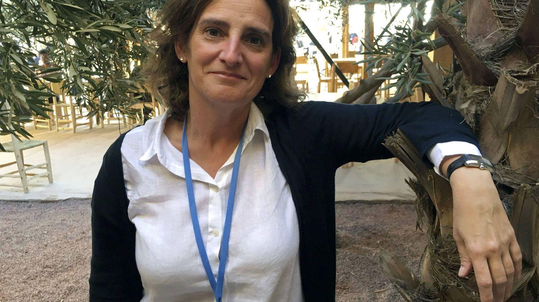 Teresa Ribera, ministra de Medio Ambiente y Transición Energética. (EFE)