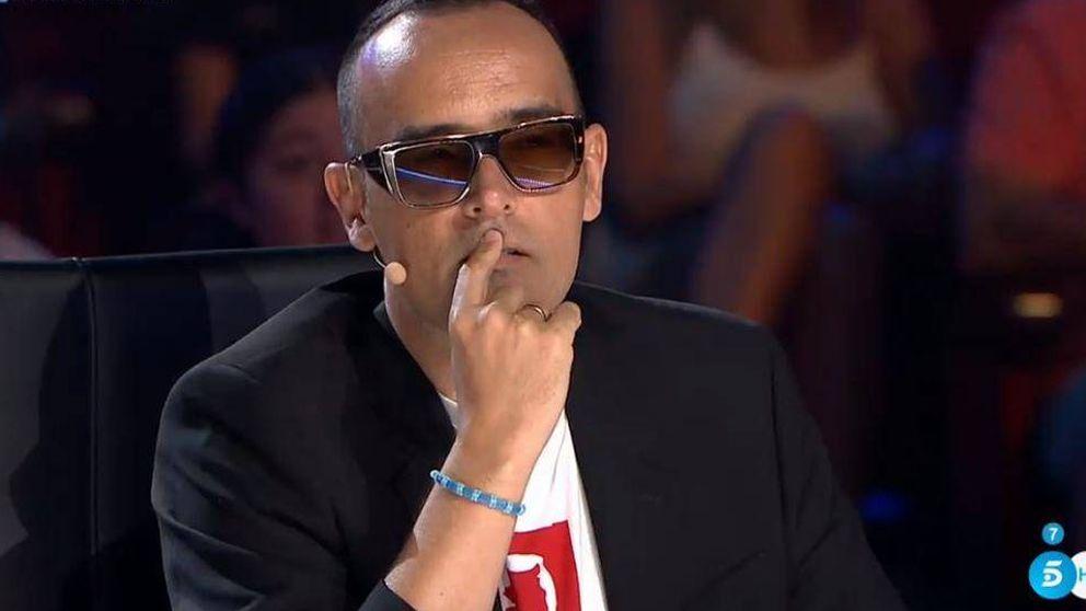 Risto Mejide calla bocas al explicar por qué es el juez más duro de 'Got Talent'