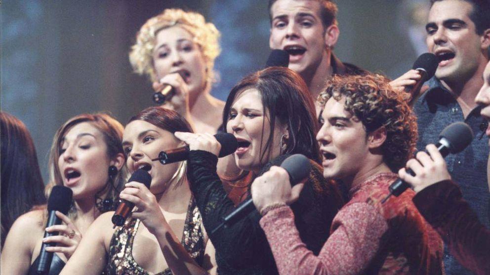 Sigue en directo el concierto de 'OT: El reencuentro' en Barcelona