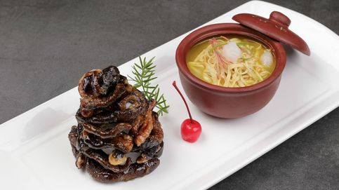Lo mejor de la cocina oriental se da cita en el Gran Meliá Palacio de los Duques