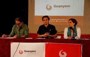 Un concejal catalán se queda con la marca Guanyem