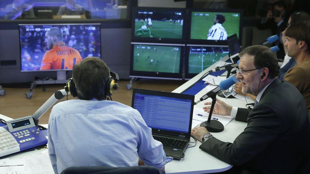 Rajoy busca 'cercanía' en televisión aconsejado por Moragas y Arriola