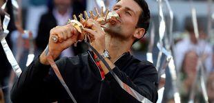Post de Las lecciones que Novak Djokovic le enseña a Rafa Nadal en tierra batida