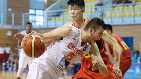 España vence a China en el primer partido del Mundial sub-19 masculino