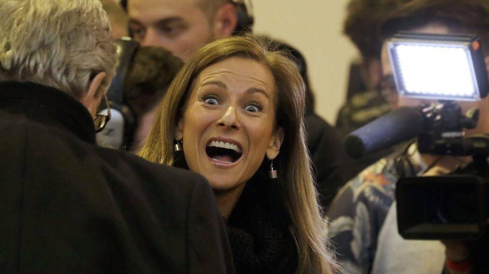Foto: Anne Gravoin en una imagen de archivo. (Reuters)