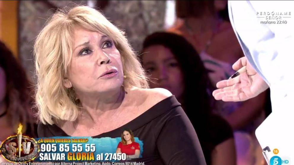Mila Ximénez estalla contra Edmundo ('SV'): Es un estafador y un jeta