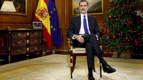 El discurso del Rey muestra la estabilidad pero no cierra el debate sobre la monarquía