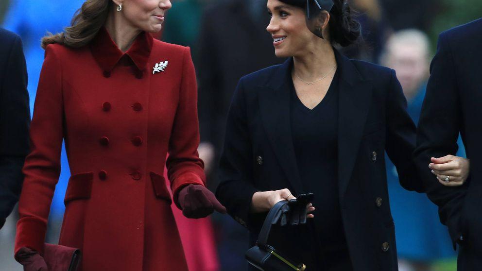 Los mejores looks premamá de Kate y Meghan: ¿quién viste mejor embarazada?