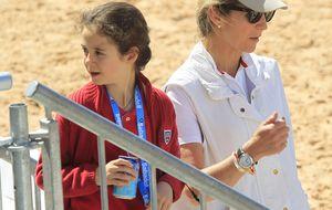 La infanta Elena y Victoria Federica: pasión por la hípica
