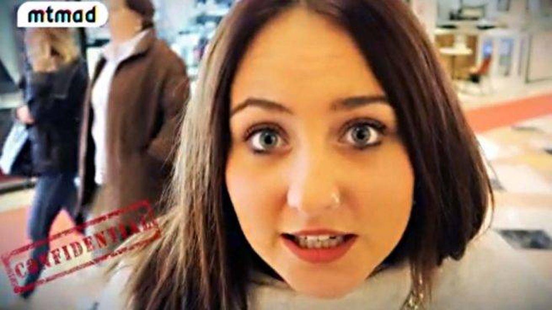 Rocío Flores Carrasco en una imagen del 'reality'