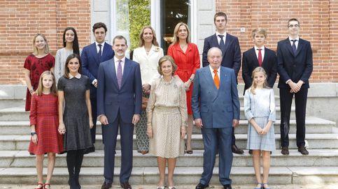 Lo que dice la prensa extranjera de la foto más comentada de la familia real