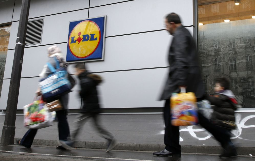 Foto: La cadena alemana invertirá 350 millones en 2016. (Reuters)