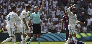 Post de Hernández Hernández será el árbitro del Real Madrid - FC Barcelona de La Liga