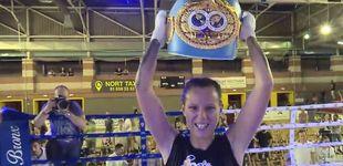 Post de Joana Pastrana, la Million Dollar Baby española que es campeona del mundo