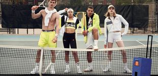 Post de Wimbledon se ha cancelado, pero la estética tenis triunfa este verano