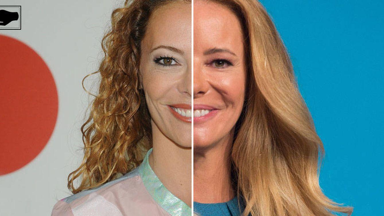 Analizamos la transformación de Paula Vázquez paso a paso