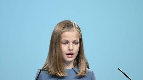 Había ganas de Leonor: el vídeo de la Princesa leyendo la Constitución arrasa