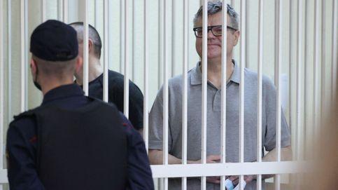 Condenan a 14 años de prisión al líder de la oposición de Bielorrusia