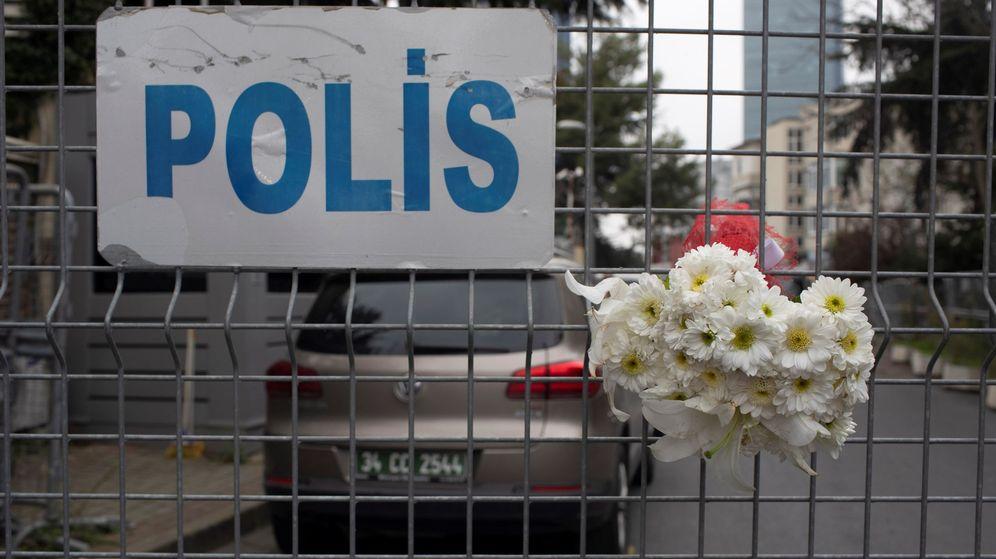 Foto: Erdogan afirma que la muerte de Khashoggi fue un asesinato planificado. (EFE)
