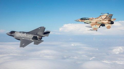 F-35 y armas de precisión: el arsenal de Israel en su escalada de tensión con Irán