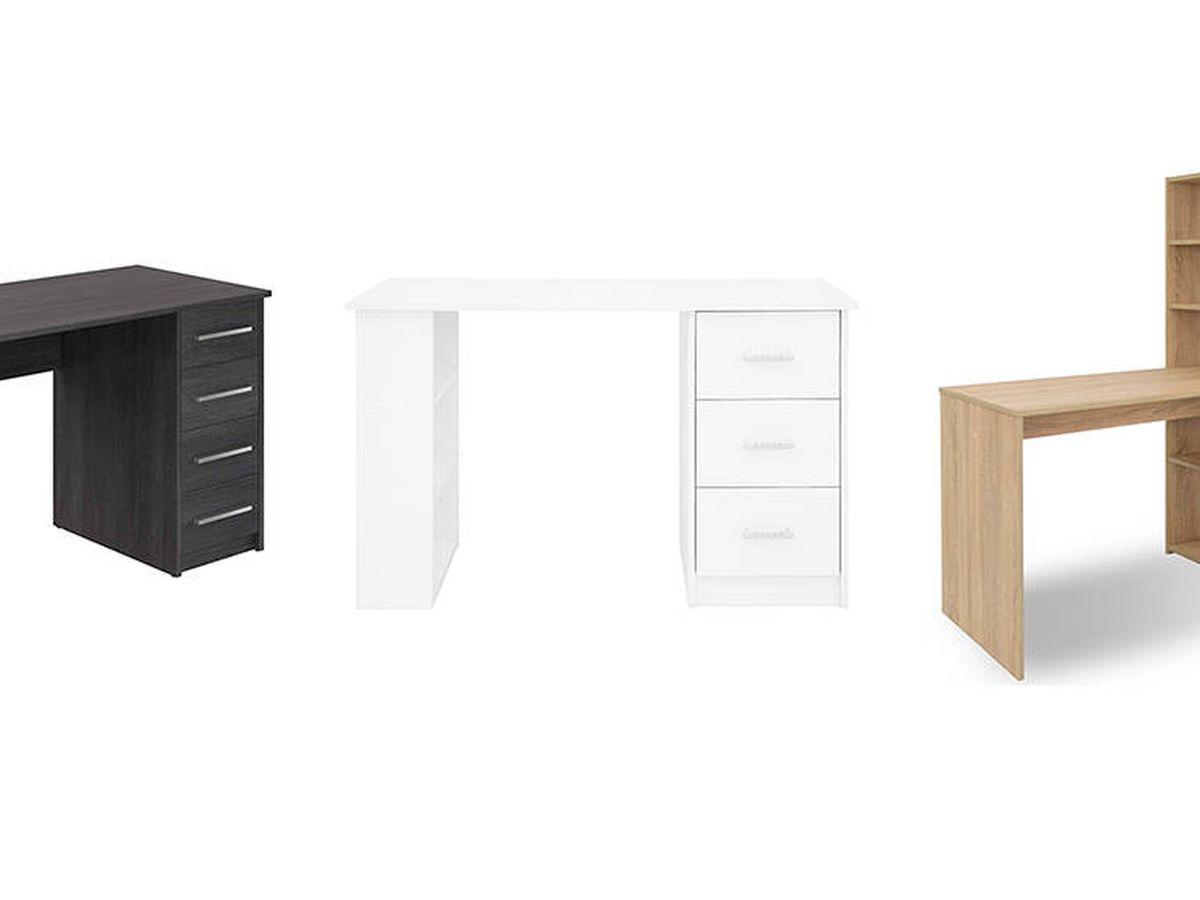 Foto: Los mejores escritorios con estantería para estudiar o trabajar