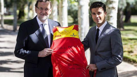 El marchador Miguel Ángel López aconseja a Rajoy que tenga los pies en la tierra