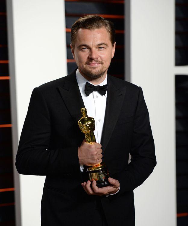 Foto: Leonardo DiCaprio en una imagen de archivo (Gtres)