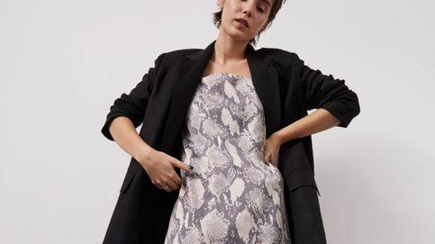 El vestido lencero de H&M que sí podemos llevar a la oficina