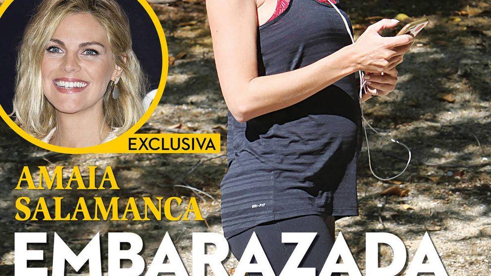 Kiosco Rosa: Amaia Salamanca, ¿de nuevo embarazada?