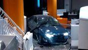 Noticia de Un desempleado de Teruel estrella un coche con bombonas de butano en Génova 13