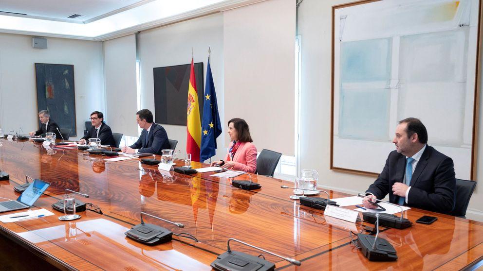 Sánchez pide a las CCAA una lista de espacios para alojar a asintomáticos