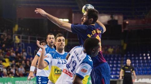 El Granollers acaba con la racha de cinco años sin perder del Barcelona en ASOBAL